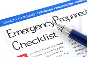 Caregiver in Westfield NJ: Emergency Preparation