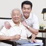 Senior Care in Rahway NJ: Getting Dad to Talk About his Health