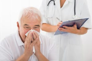 Elder Care in Rahway NJ: Misconceptions About Colds and the Flu