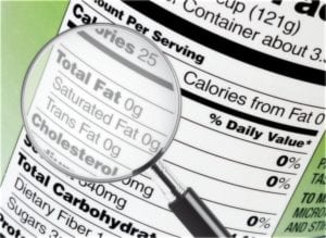 Senior Care in Cranford NJ: What's So Bad About Trans Fats?