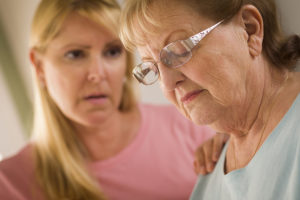 Home Care in Mountainside NJ: Convincing Mom She's Unsafe at Home