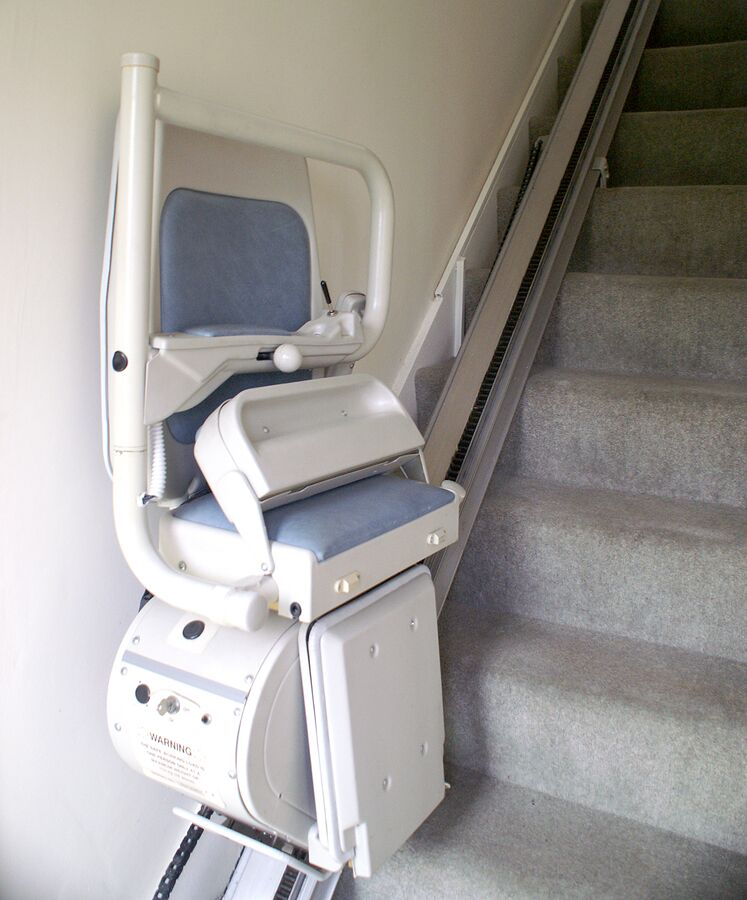 Caregiver in Scotch Plains NJ: Stairs Safety