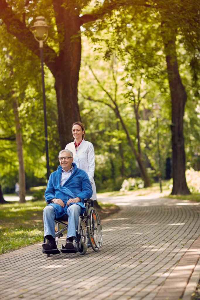 Senior Care in Summit NJ: Physical Challenges